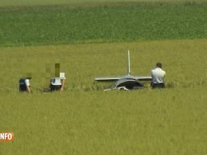 Deux morts dans l'accident d'un ULM à Pont-à-Celles