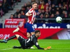 Morata en Sául gidsen Atlético langs Osasuna