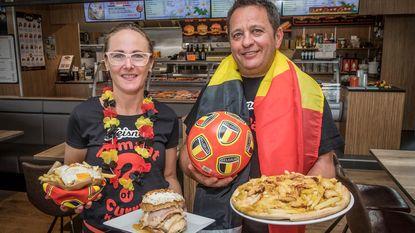 Eethuis Enroute zet het WK voetbal op de kaart