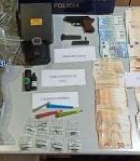 'Spaanse politie rolt Nederlandse drugsbende van zware criminelen op'