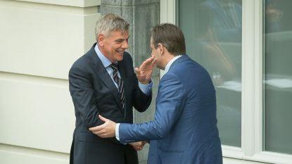 """Rutten en Crevits voeren druk op De Wever op, Dewinter gelooft in """"creatieve pistes"""" bij regeringsvorming"""