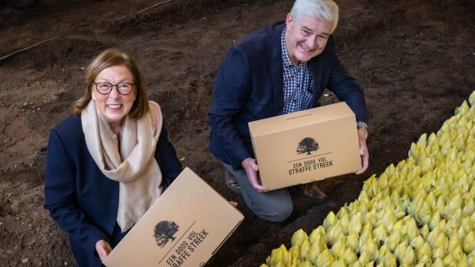 Provincie en vzw Streekproducten presenteren nieuwe eindejaarsbox