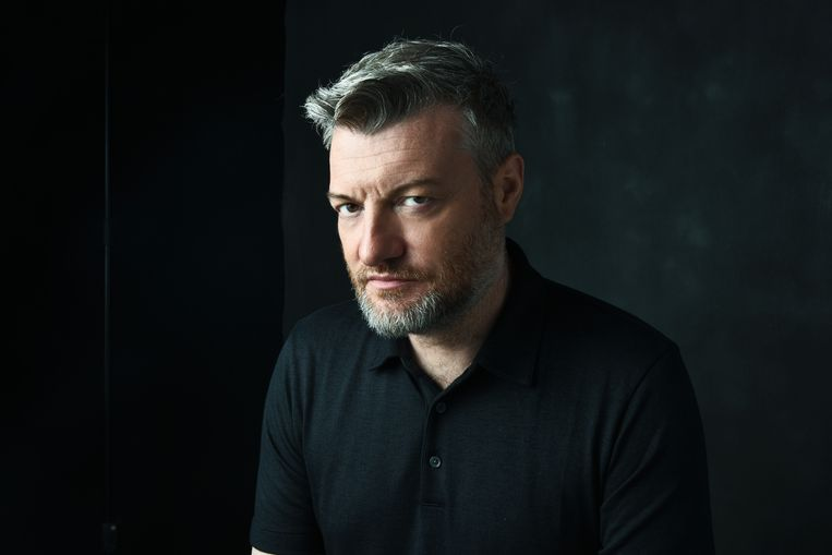 Charlie Brooker. Beeld Contour by Getty Images