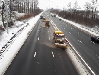 Indrukwekkend: grote middelen ingezet om snelwegen sneeuwvrij en berijdbaar te houden