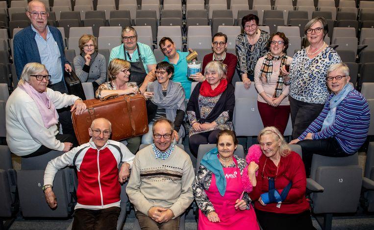 Pat Paniek, een toneelgroep voor sociale kansengroepen