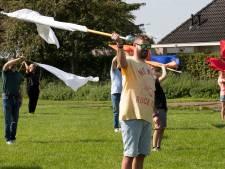 Kermiscarrousel blijkt in Groessen een geslaagd alternatief: 'We laten ons de kermis niet afpakken'