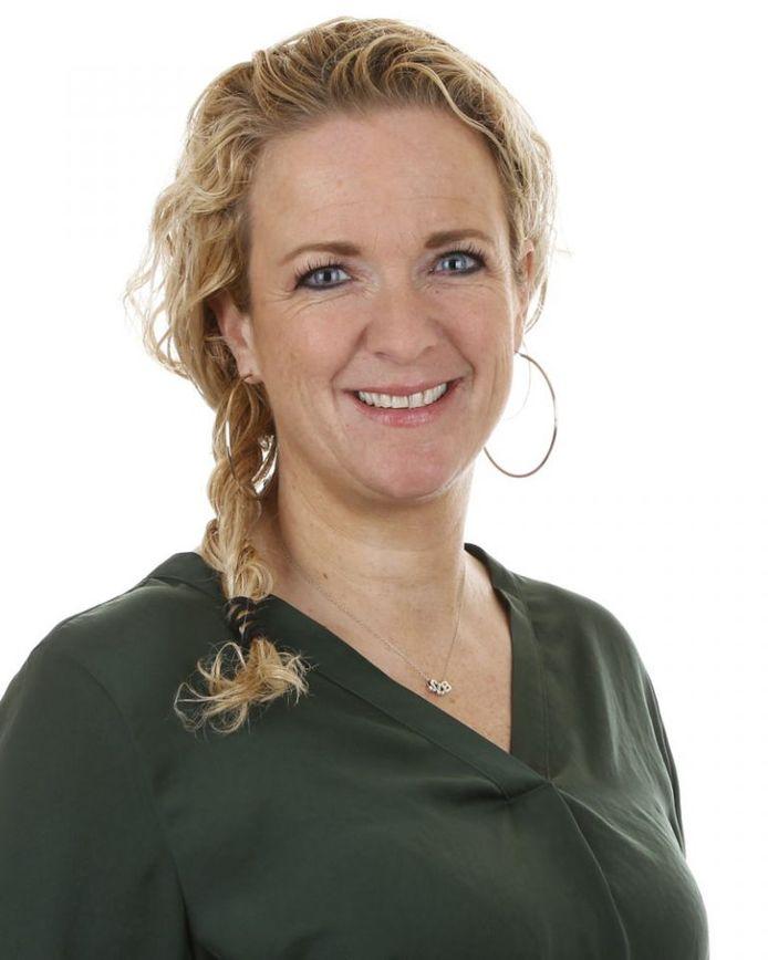 Raadslid Sonja Wagemans (Lokale Partij Bergeijk).