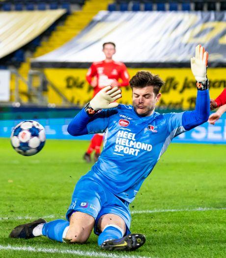 Helmond Sport slikt dubbel verlies met late nederlaag bij NAC en vertrekkende keeper: 'Ik wil verder kijken'