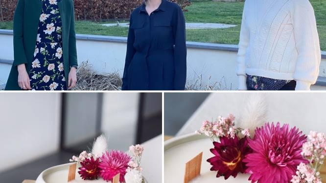 Trio van vrouwelijke creatieve ondernemers lanceert DIY-troostpakket 'Ik omhels je' voor Ferm