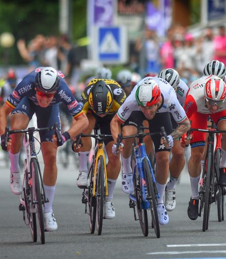 LIVE | Kansen voor Groenewegen in biljartvlakke Giro-etappe