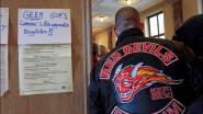 'Bewaker' clublokaal Red Devils voor rechter na vondst verboden wapens