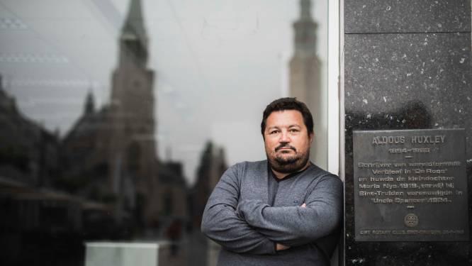 """Huiszoeking bij Truiense journalist Dirk Selis (46) in onderzoek naar lek Veerle Heeren: """"Meteen duidelijk gemaakt aan speurders dat ik bronnen niet prijsgeef"""""""