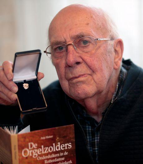 Spijkenisser (85) ziet het als zijn taak over Rotterdams 'Achterhuis' te vertellen