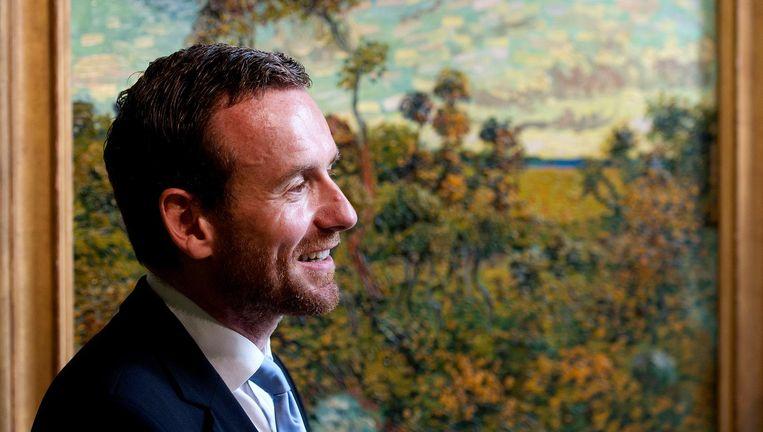Directeur Alex Rüger van het Van Gogh Museum. Beeld ANP