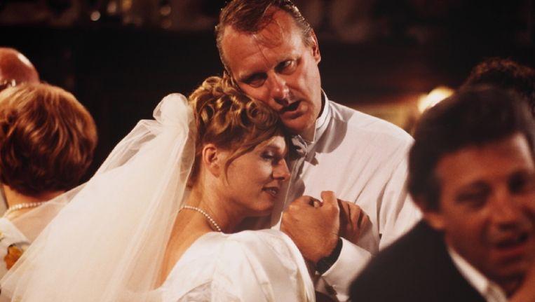 Gaan Frank en Simonneke na 20 jaar huwelijk dan toch nog uit elkaar? Beeld VRT