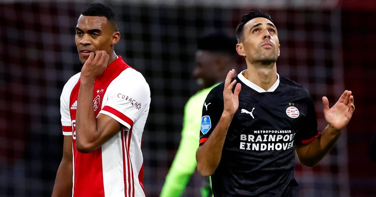Ajax-PSV kan ondanks arctisch weer doorgaan, wedstrijd wel uurtje vroeger - Eindhovens Dagblad