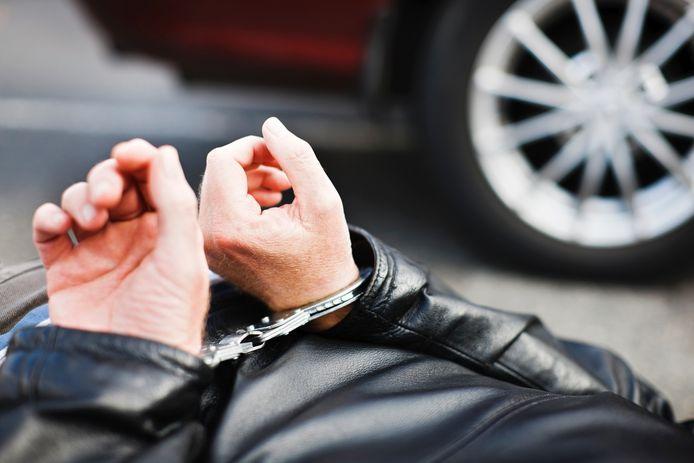 Koos R. is in het Spaanse Malaga aangehouden tijdens een politiecontrole.