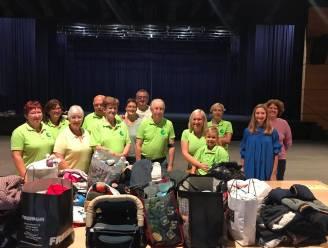 Gezinsbond helpt kwetsbare gezinnen met schenking tweedehands kledij