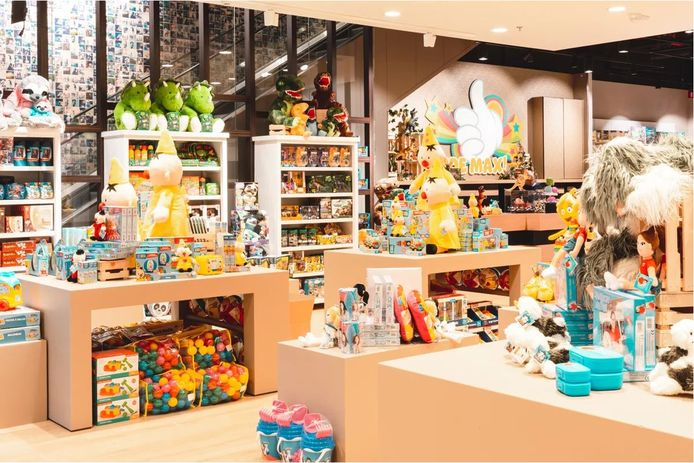 Belevingswinkel De Max.