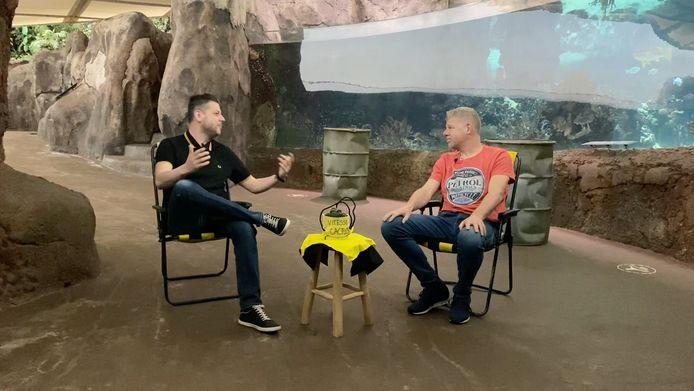 In de Les van Vites bespreken Lex Lammers en Bjorn Courbois de gang van zaken rondom de Arnhemse club.