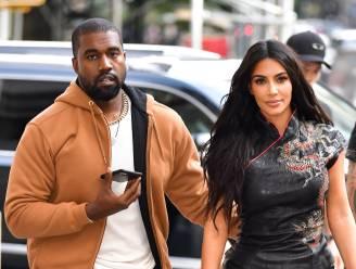 """""""Kanye West laat zich niet negatief uit over ex-vrouw Kim Kardashian op nieuwe plaat"""""""