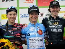 Zonder Marianne Vos is Lisa Klein de beste in de BeNeLadies Tour