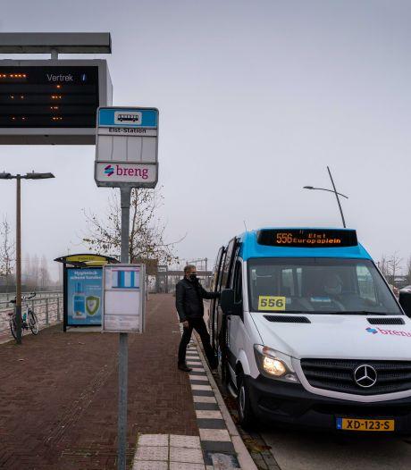Buurtbus 556 rijdt weer en hoopt klanten snel terug te krijgen: 'Je kunt bij ons veilig reizen'