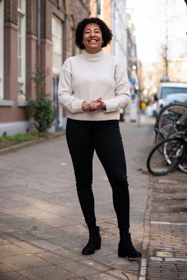 Alicia Steussy Beeld Susanne Stange