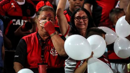 Braziliaanse voetbaltempel Maracanã huilt om omgekomen jeugdspelers