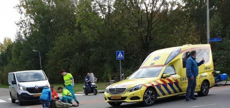 Fietser aangereden in Rustenburg