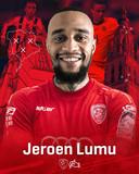 Jeroen Lumu als nieuwe aanwinst van FC Saburtalo.