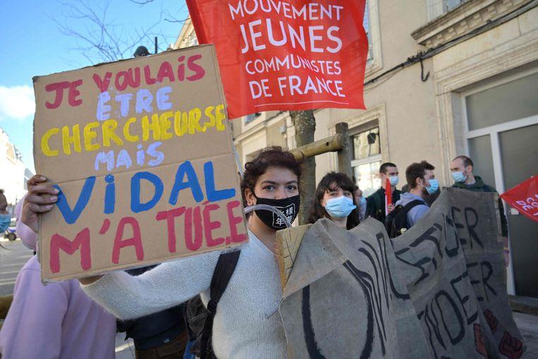 Franse en Britse academici voelen zich geïntimideerd door de regering. 'Wij voeren geen oorlog. Wij stellen vragen'