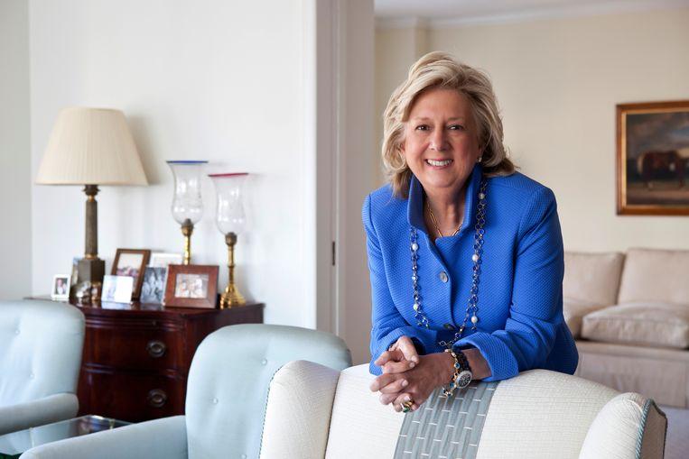 Linda Fairstein, voormalig aanklager van New York.  Beeld AP