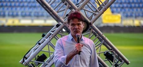 Burgemeester Depla: 'Draagvlak voor het voetbal wordt enorm aangetast'