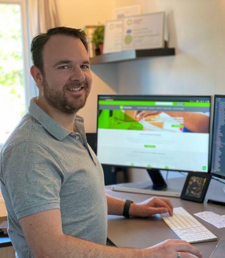 Maarten is PHP-developer (36): 'Je moet wel een goed wiskundig inzicht hebben'