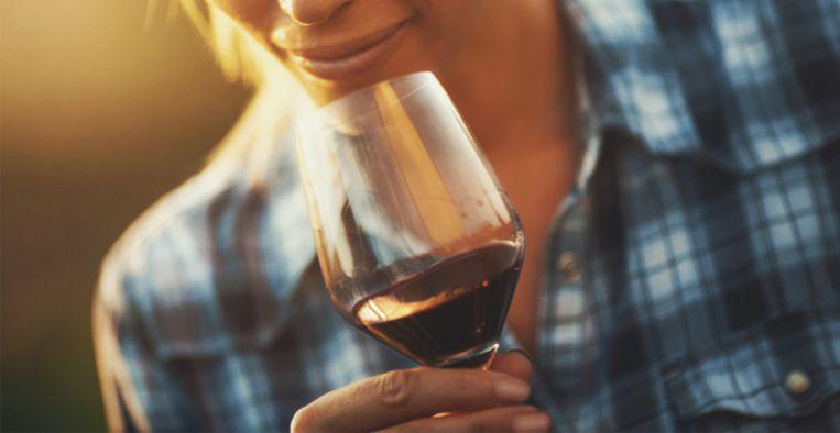 allergie rode wijn