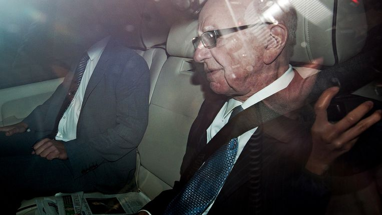 Rupert Murdoch. Beeld AFP