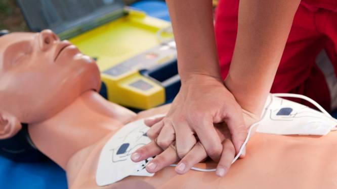 Tijdens de AED-cursus moest ik vooral denken aan alle ervaringen uit Syrië, ik voelde me naar