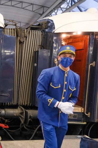 Mythische Oriënt Express rijdt door België: voor 3.414 euro rijdt u mee