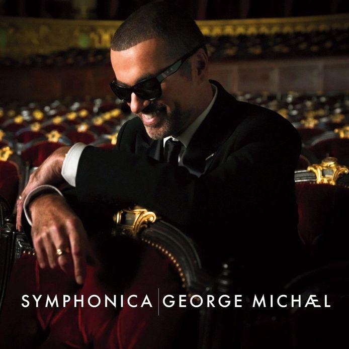 Cover van het album Symphonica van George Michael.
