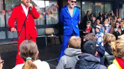 Sint-Jan Berchmanscollege zingt en danst voor Rode Neuzen