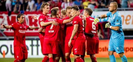 FC Twente 'doet weer gewoon' en wint van Sparta