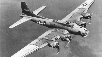 Wrakstukken van Amerikaanse bommenwerper uit WOII gevonden op bodem van Noordzee