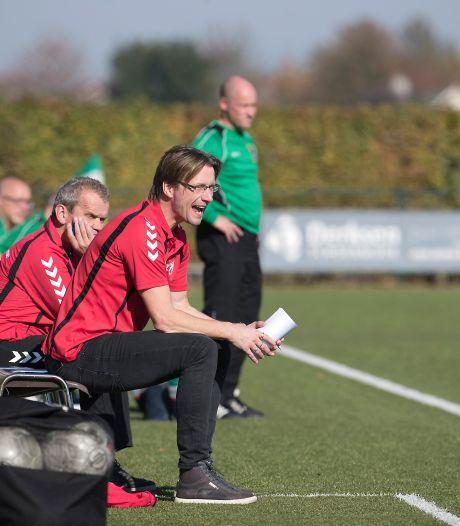 Berthil ter Avest trainer FC Twente/Heracles