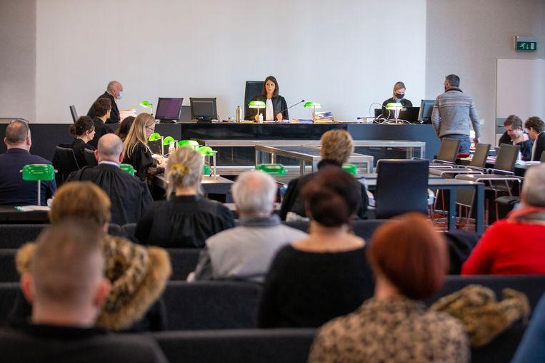 Een ex-getuige van Jehova stapte in 2015 naar het Gentse parket wegens laster en eerroof, beledigingen en inbreuken op de discriminatiewet.  Beeld BELGA