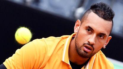 Kyrgios stuurt kat naar Roland Garros, reden onbekend