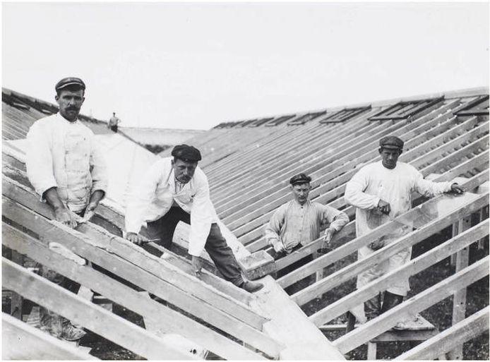 De geschiedenis van de kassenbouw wordt beschreven in het nieuwe boek van Clemens Soszna,