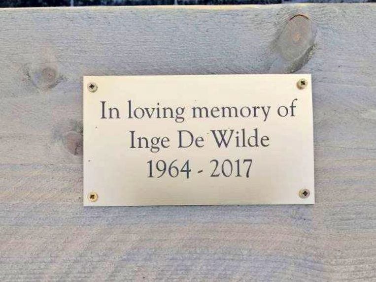 Herinnering aan Inge (1964 - 2017)
