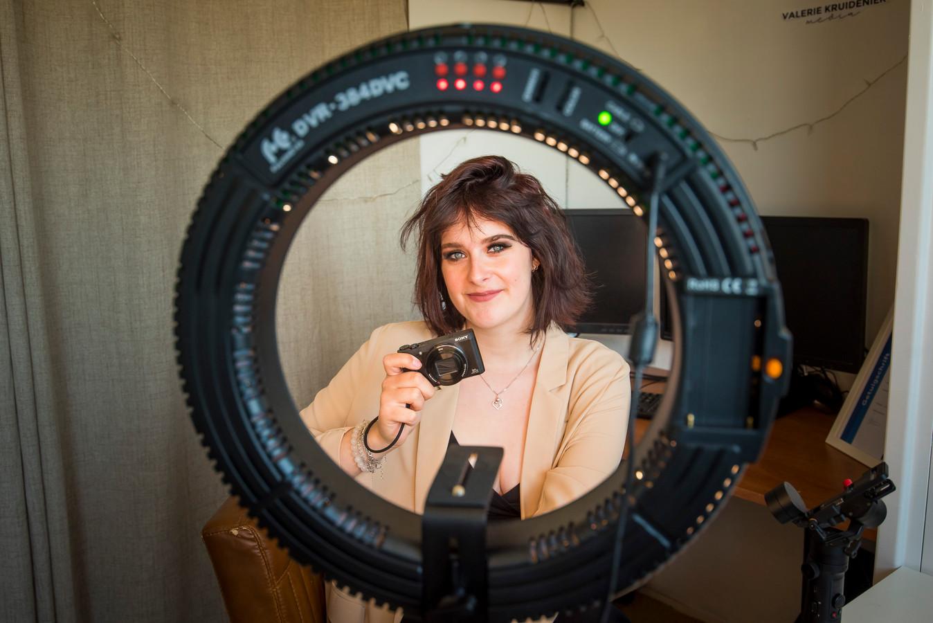 """Valerie Kruidenier: """"Veel ondernemers dreigen langzaam ten onder te gaan."""""""