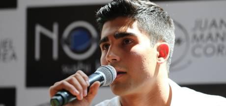 Zware beenoperatie voor gecrashte coureur Correa